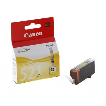 Cartus, yellow, CANON CLI-521Y