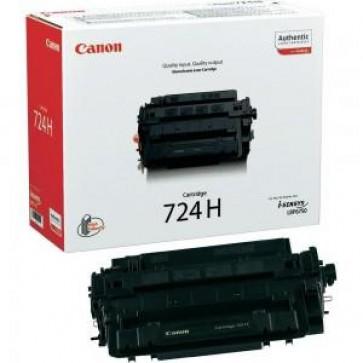 Toner, black, CANON CRG724H