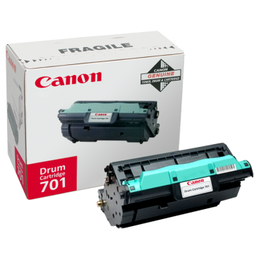 Toner, low cyan, CANON EP-701LC