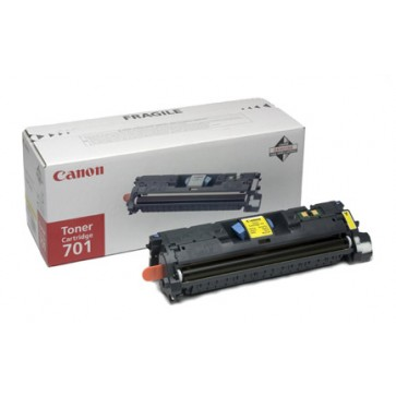 Toner, light yellow, CANON EP-701
