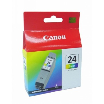 Cartus, color, CANON BCI-24C