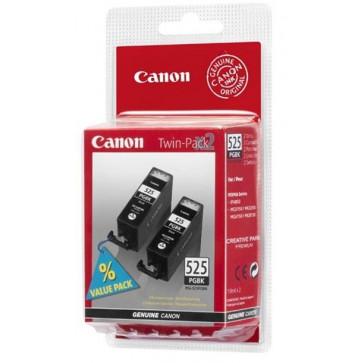 Cartus, 2 x black, CANON PGI-525