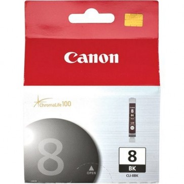 Cartus, black, CANON CLI-8BK