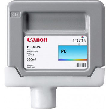 Cartus, photo cyan, CANON PFI-306PC