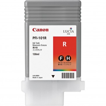 Cartus, red, CANON PFI101R