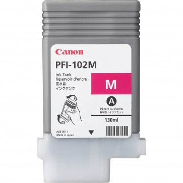 Cartus, magenta, CANON PFI-102M