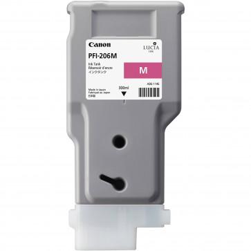 Cartus, magenta, CANON PFI-206M
