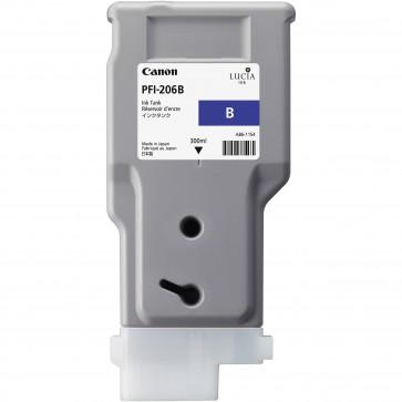 Cartus, blue, CANON PFI-206BL