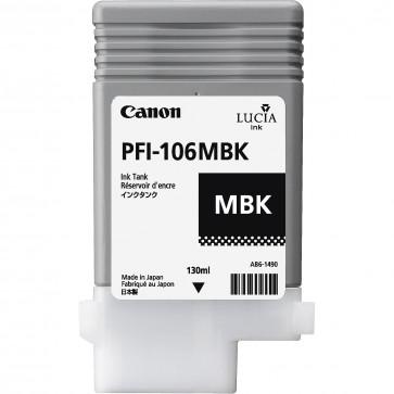Cartus, matte black, CANON PFI-106MB