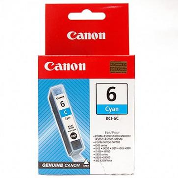 Cartus, cyan, CANON BCI-6C
