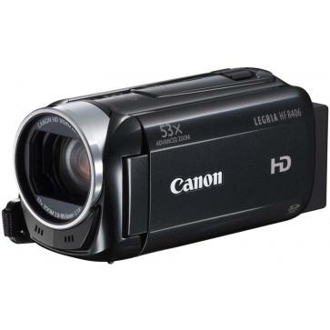 Camera video, FullHD, negru, CANON Legria HF R406