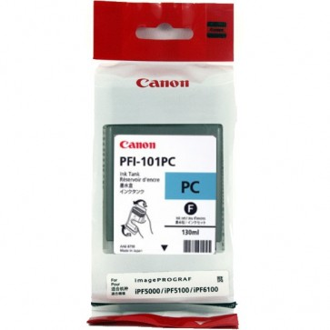 Cartus, photo cyan, CANON PFI-101PC
