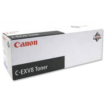 Toner, black, CANON C-EXV8B