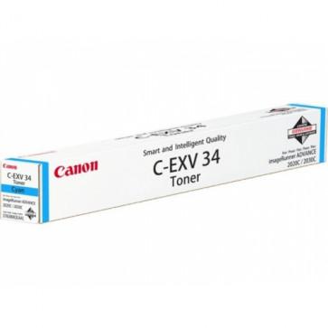 Toner, cyan, CANON C-EXV34