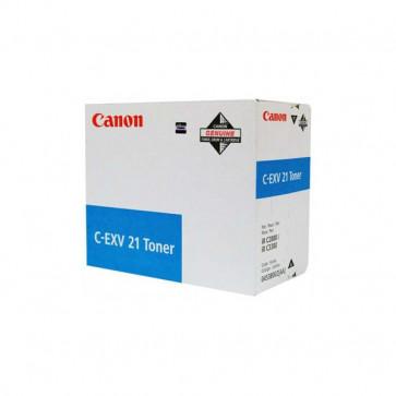 Toner, cyan, CANON C-EXV21C