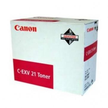 Toner, magenta, CANON C-EXV21M