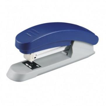Capsator de birou, pentru maxim 25 coli, capse 24/6, albastru, LACO H2000