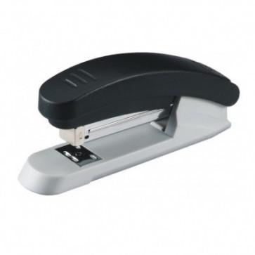 Capsator de birou, pentru maxim 25 coli, capse 24/6, negru, LACO H2000