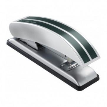 Capsator de birou, pentru maxim 25 coli, capse 24/6, verde, LACO Business Class
