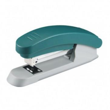 Capsator de birou, pentru maxim 25 coli, capse 24/6, verde, LACO H2000
