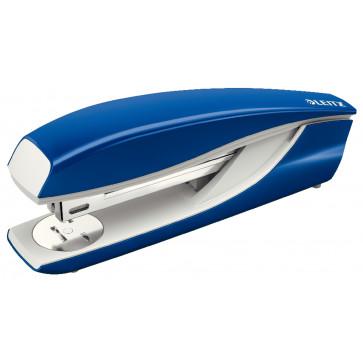 Capsator metalic de birou, pentru maxim 40 coli, capse 248, albastru, LEITZ 5504 NeXXt Series