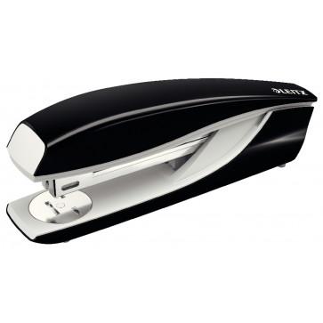 Capsator metalic de birou, pentru maxim 40 coli, capse 24/8, negru, LEITZ 5504 NeXXt Series