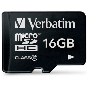 Card microSDHC 16GB HAMA, Class 10