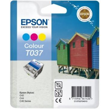 Cartus, color, EPSON T037040