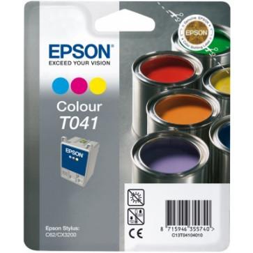 Cartus, color, EPSON T041040