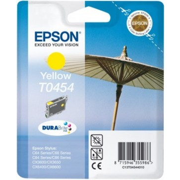 Cartus, yellow, EPSON T045440