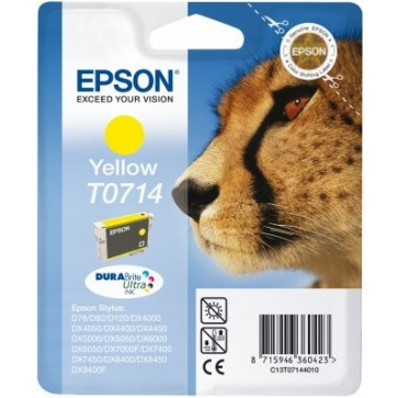 Cartus, yellow, EPSON T071440