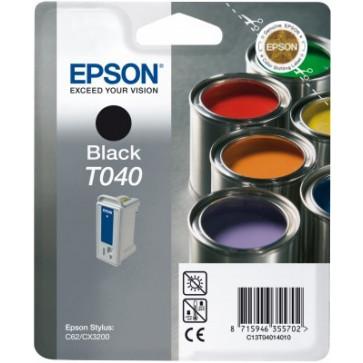 Cartus negru EPSON T040140