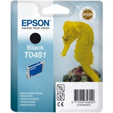 Cartus, black, EPSON T048140