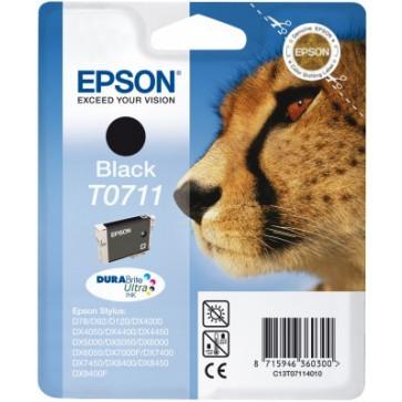 Cartus, negru, EPSON T071140