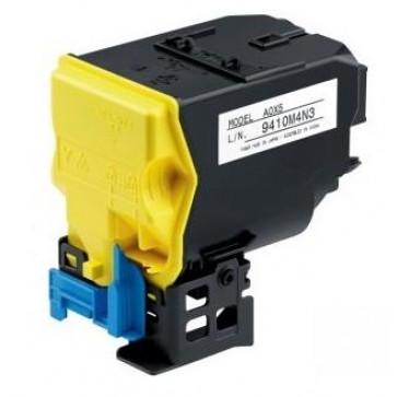 Toner, yellow, MINOLTA A0X5250