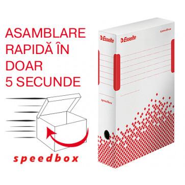 Cutie pentru arhivare, 350 x 250 x 80mm, ESSELTE Speedbox