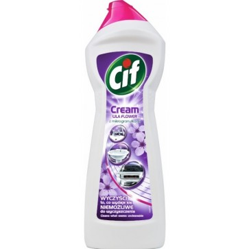 CIF Cream Lilla Flower, 500ml