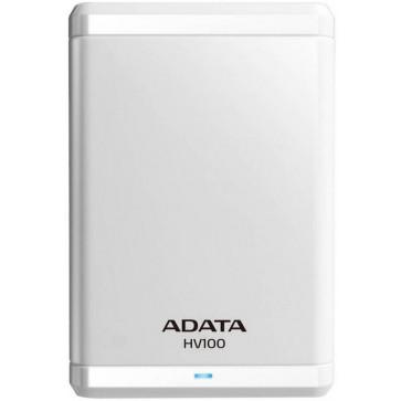 Hard disk extern ADATA Classic HV100 1TB 2.5 inch USB 3.0 white