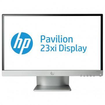 "Monitor LED IPS, 23"", Full HD, gri, HP Pavilion 23xi"