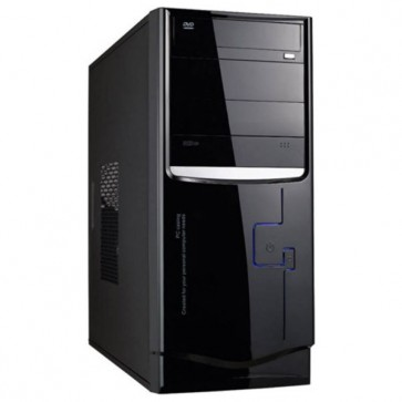 Desktop PC MYRIA Live V27, Intel Core i3-4130 3.4GHz, 4GB, 500GB, Intel HD Graphics 4400, Linux