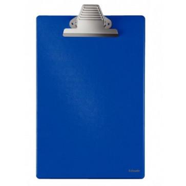Clipboard A4, albastru, ESSELTE JUMBO MAXI