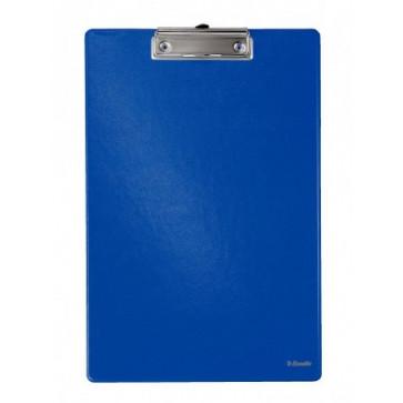 Clipboard A4, PP, albastru, ESSELTE