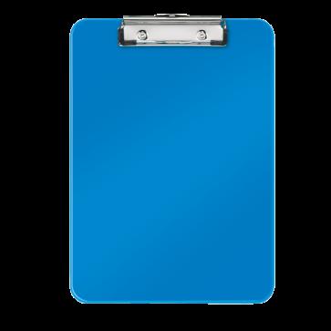 Clipboard A4, albastru metalizat, LEITZ WOW