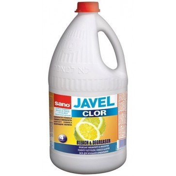 Clor, 4L, SANO Javel