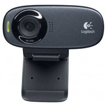 Camera Web, 1280 x 720 pixeli, negru, LOGITECH C310