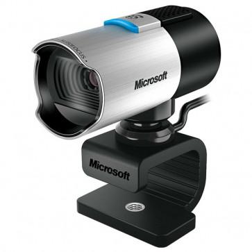Camera Web, 1920 x 1080 pixeli, argintiu-negru, MICROSOFT LifeCam Studio Q2F-00018