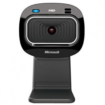 Camera Web, 1280 x 720 pixeli, negru, MICROSOFT LifeCam HD-3000