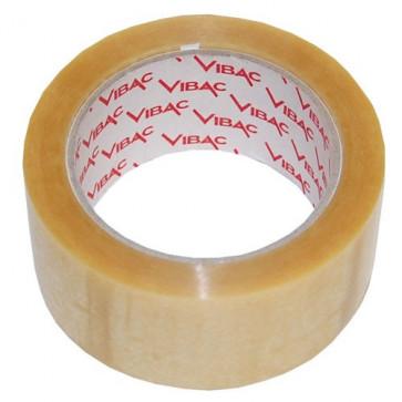 Banda adeziva, acrilic, 24mm x 60m, transparenta, VIBAC