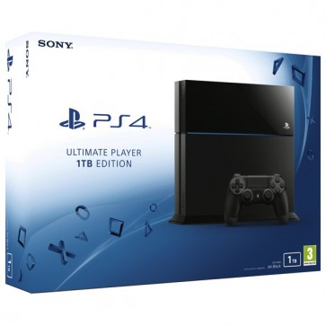 Consola PlayStation 4 Ultimate Player Edition, 1TB