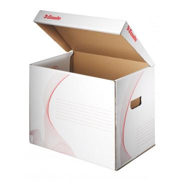 Container pentru arhivare si transport, cu capac, Esselte Standard